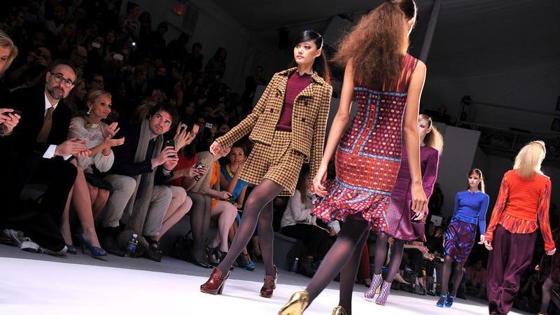 Fashion Week's Black Market Ticket Trade