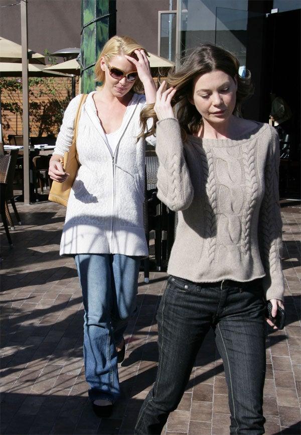 Katherine & Ellen: Beige Anatomy