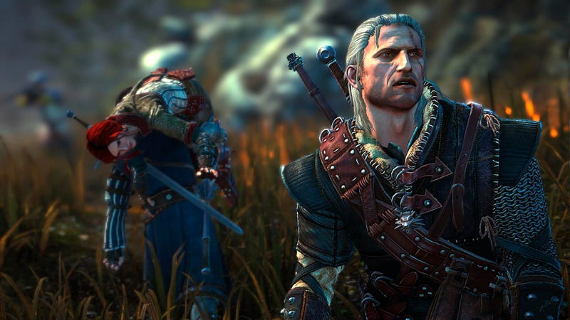 All Witcher 2 DLC will be Free, Developer Assures