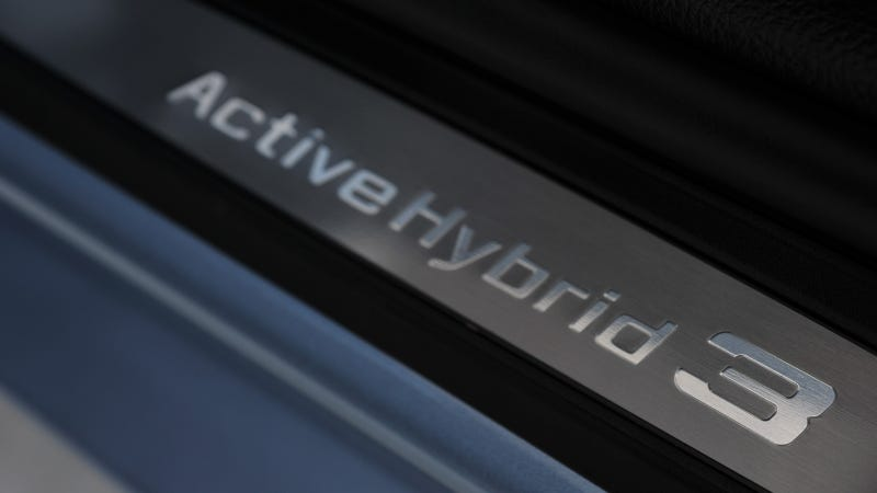 BMW ActiveHybrid 3 Gallery