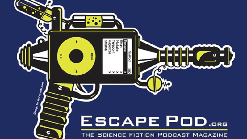 Steve Eley Welcomes Our Podcasting Overlords in Episode 7 of The Geek's Guide to the Galaxy