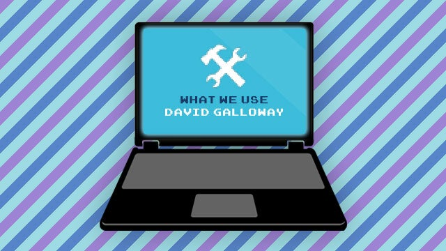 What We Use: David Galloway's Favorite Gear and Productivity Tips