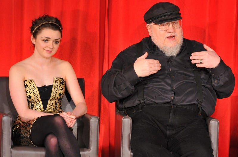 Arya Stark Is Sick of Snobby Game of Thrones Book Readers