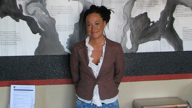 Rachel Dolezal Tries to Delay NAACP Meeting Addressing Controversy