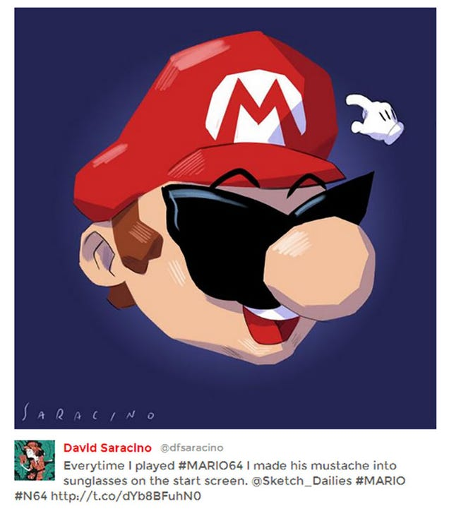 It's-A Mario, Just Not As You Know Him
