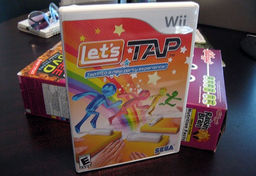 Let's Tap Arrives, Sans Dedicated Tapping Peripheral