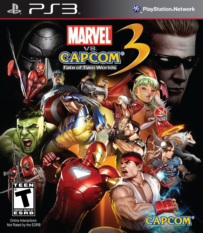 Marvel Vs. Capcom 3 Spreads the Love In February
