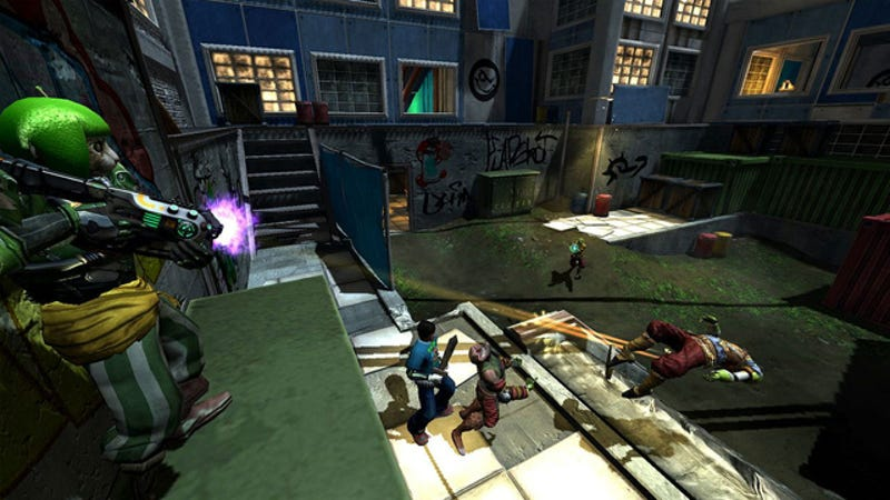 Don't Let the Limecat Fool You, This is One Kick-Ass Free-to-Play First-Person Shooter