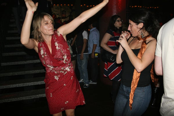 The 'New Yorker' Dance Party: Surprisingly Dirty