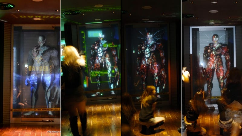 Japan's Resident Evil Restaurant Has More Hot Pants Than Zombies