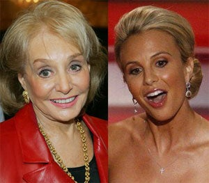Barbara Walters Thinks A Fiery Elisabeth Hasselback Needs 'Cooling Off' Time