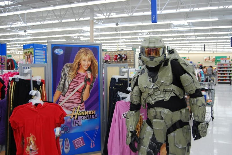 Here's To Looking Good in Halo Battle Armor