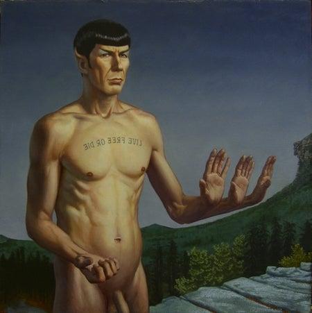 Sexy Spock