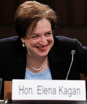 Kagan's Confirmation All But Assured