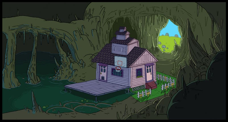 Man, Adventure Time Is Beautiful