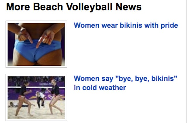 Reuters Writes Longest Article Ever About Bikinis