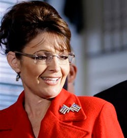 Sarah Palin's Wardrobe, The Universe Completely Crazy