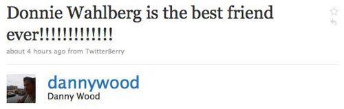 """Levi Johnston Tweets About His """"Wang"""""""