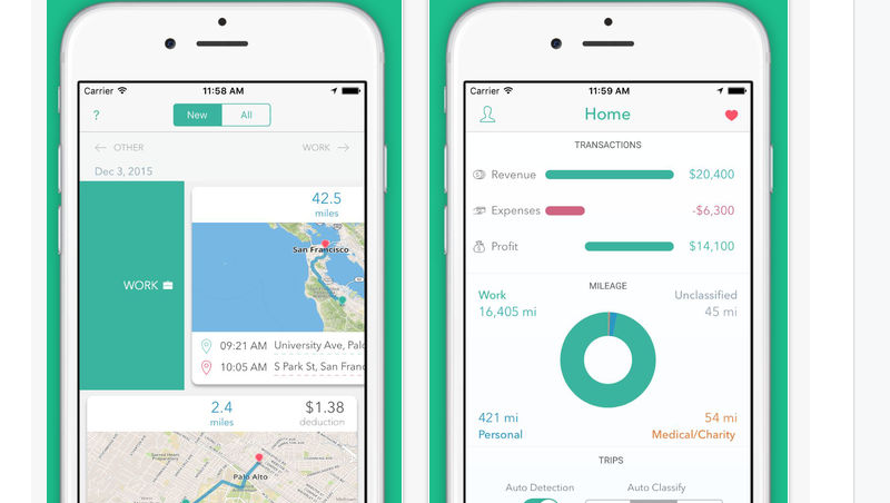 Everlance Automatically Tracks Your Mileage to Optimize Your Tax Deduction
