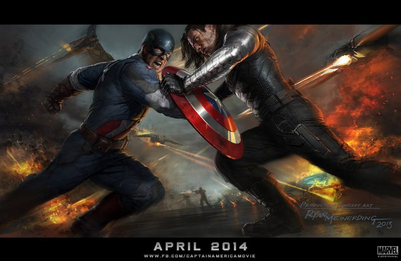 Let's Discuss Captain America, Shall We?