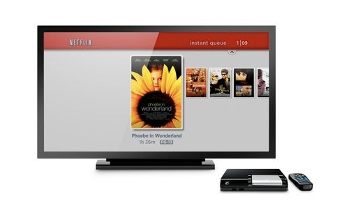 FreeAgent Theater+ HD Update Combines Hard Drive Streaming with Netflix