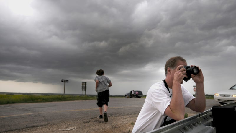 Has Storm Chasing Had Its Mt. Everest Moment?