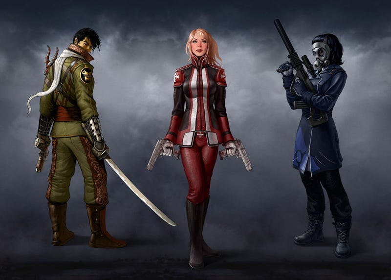 The Secret World: Which Side Are You On?