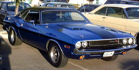 Dodge Family Feud: Charger R/T Vs. Challenger R/T