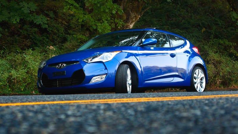 2012 Hyundai Veloster Gallery