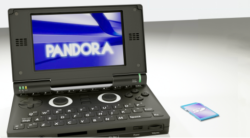 Pandora's Nintendo DS On Steroids Will Be Out for the Holidays