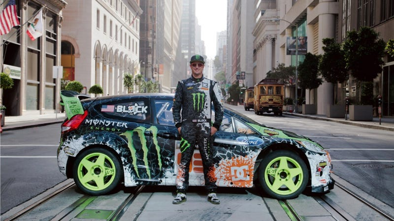 Gymkhana 5 Will Shred San Francisco On July 9th