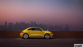 Volkswagen Beetle. DRIVEN