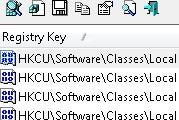 Find and Edit Registry Keys with RegScanner