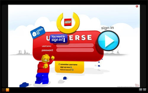 Sign Up For The LEGO Universe Beta At CES