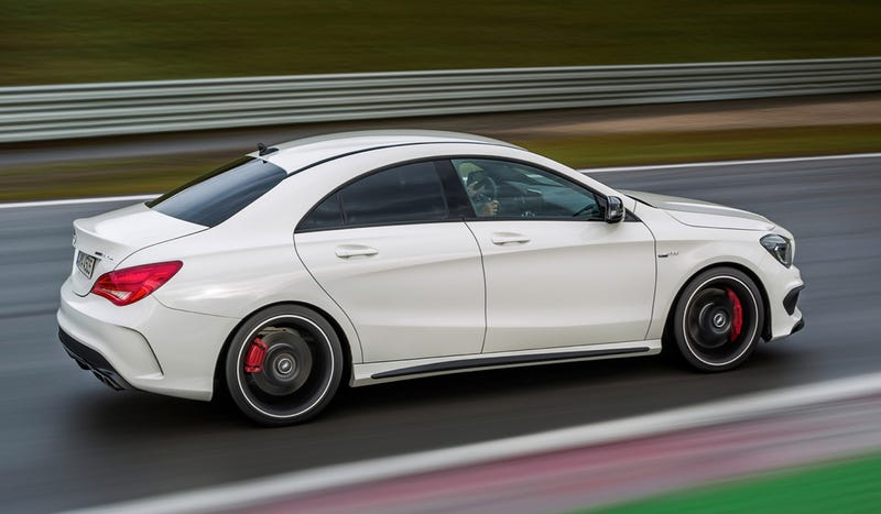 2014 Mercedes-Benz CLA45 AMG: This Is It