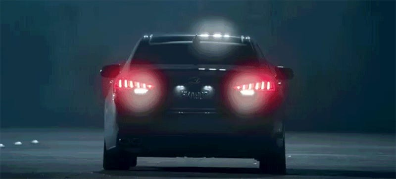 Watch Hyundai Show Off Its Tech By Trying To Not Kill Rhys Millen