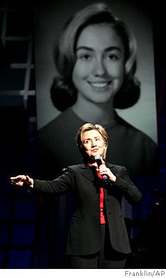 'Daily News' Plays For Hillary's Heart