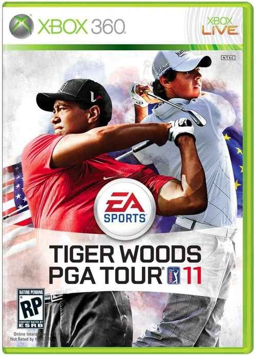 Tiger Woods to Share Cover of Tiger Woods Game