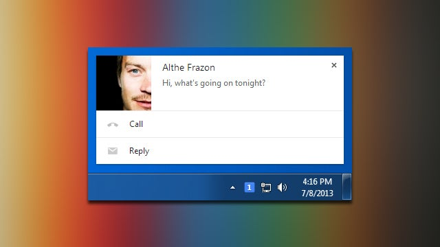 Chrome Update Brings Rich Notifications to All Windows Users