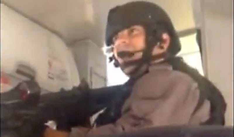 Watch These Canadian Commandos Storm An Airliner Full Of Passengers