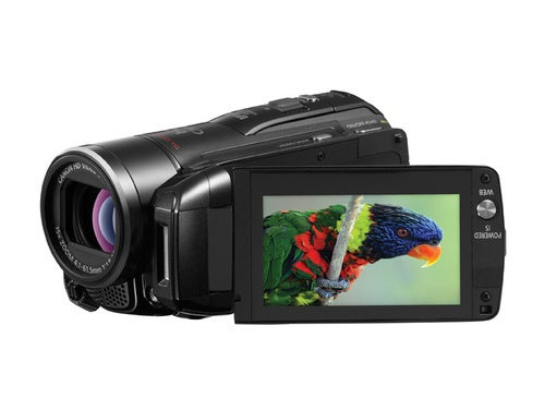 A Word About Canon's Vixia Camcorders: Touchscreens