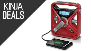 An Emergency Radio You Hopefully Won't Need, Surface Pro 3, More Deals