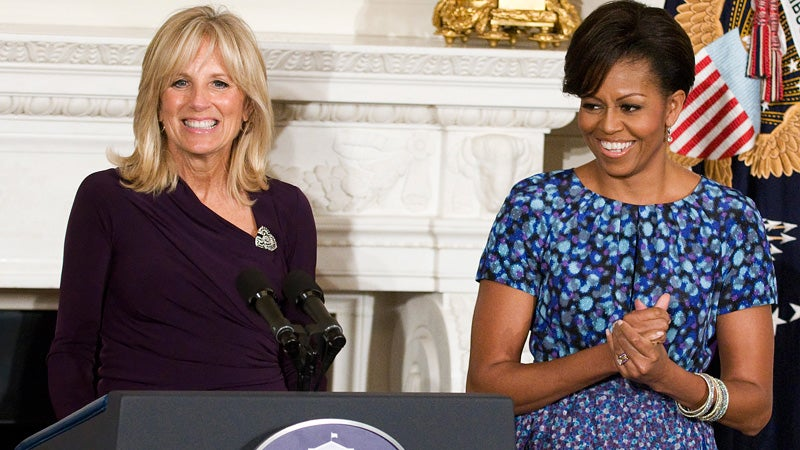 Air Traffic Controllers Nearly Blow Up Michelle Obama