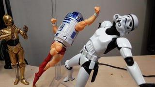 R2-D2 Gets Seriously Badass