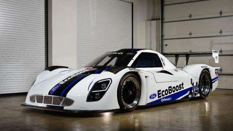 Meet Ford's New Turbo Daytona Prototype Of The Future