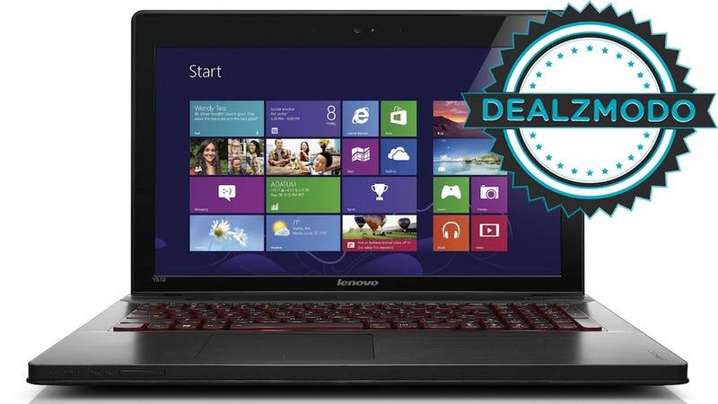 Dealzmodo: Haswell Laptop, 500GB Portable $40, 1st Gen. Nexus 7 $170