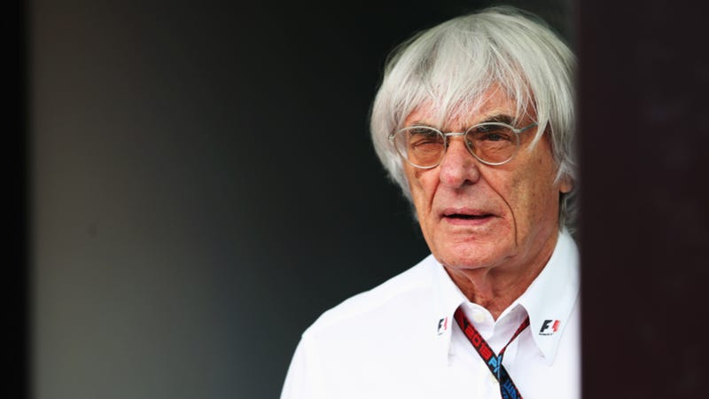 F1 Supremo Bernie Ecclestone Indicted On Bribery Charges In Germany