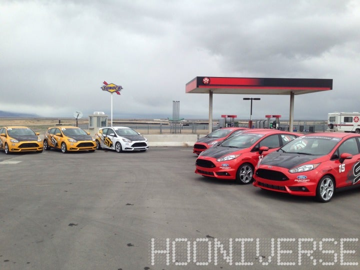 Ford ST Octane Academy - Who has gone/is going?