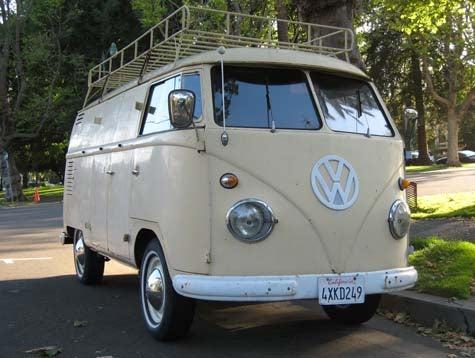 1957 Volkswagen Transporter