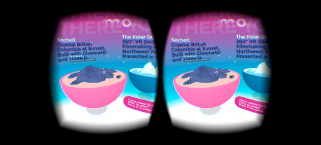 Mozilla's New Website Takes VR to the Internet